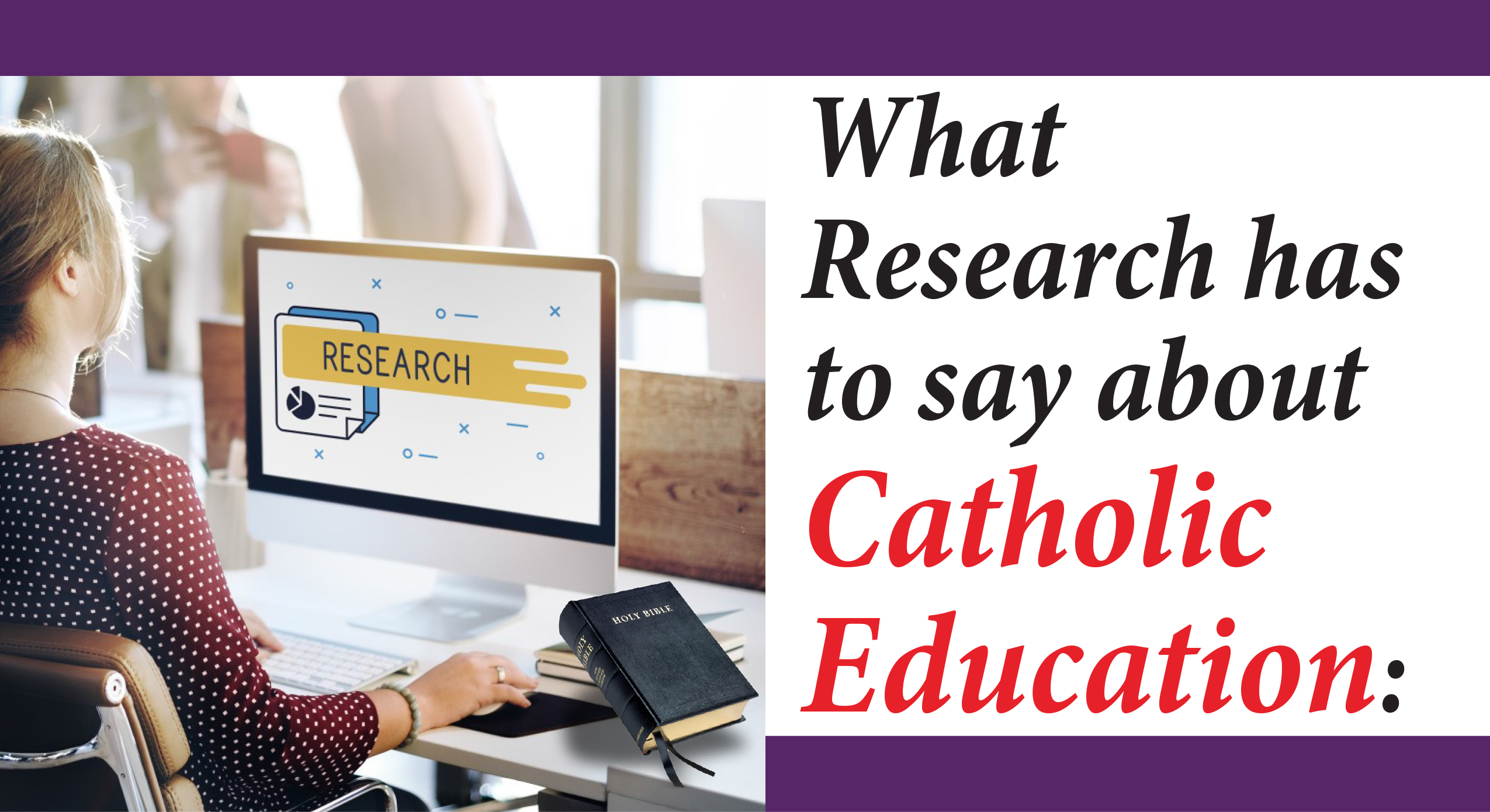 research about catholic education 2 1
